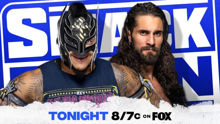 WWE Friday Night SmackDown Preview (11/13/20)