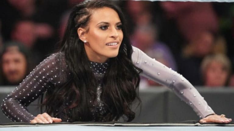 """WWE Releases Zelina Vega & She Says """"See You On Twitch"""""""