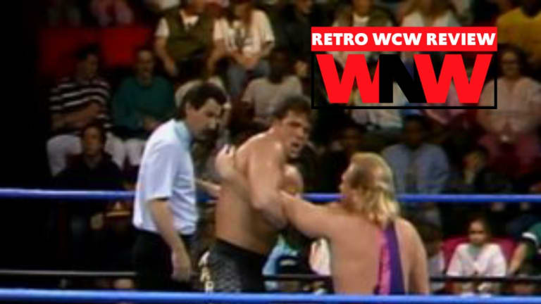 WNW Retro Review First Watch WCW Saturday Night February 27th, 1993