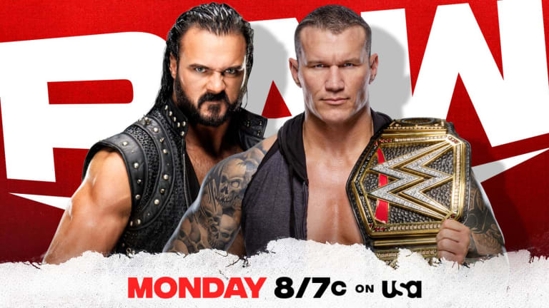 WWE Monday Night RAW Preview (11/16/20)