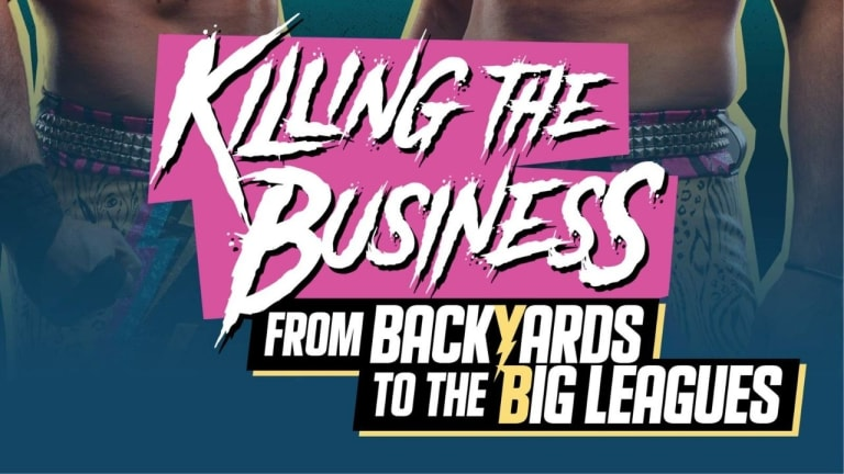Young Bucks: Killing the Business from Backyards to the Big Leagues | Out Tommorow!