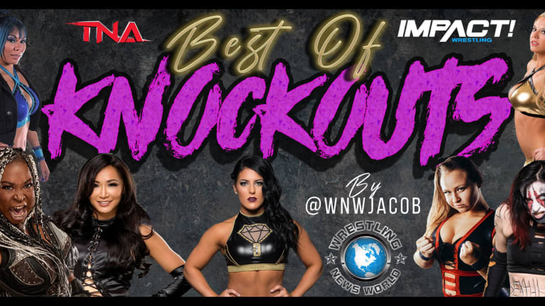 Best Of TNA/IMPACT: The Knockouts Division