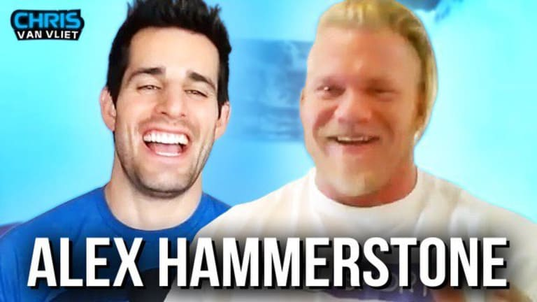 MLW Openweight Champion Alex Hammerstone on MLW Restart, dropping out of college to pursue his wrestling dreams, & more | Chris Van Vliet Show