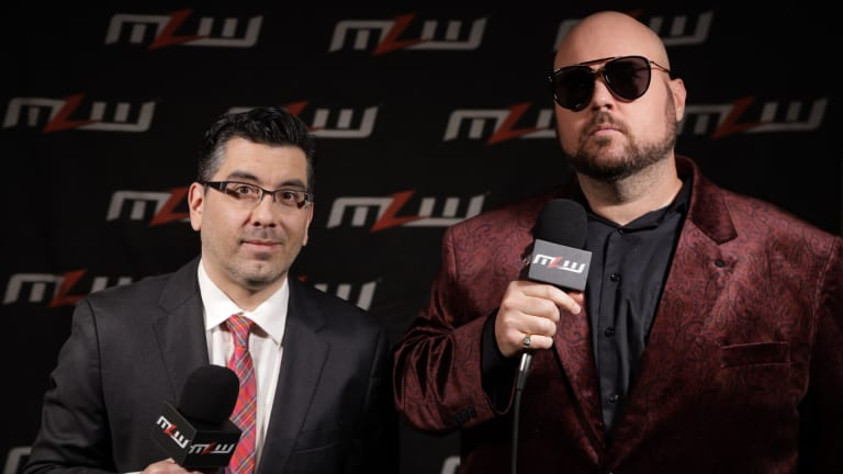 TSN: St. Laurent takes the mic in MLW this Wednesday #TheRestart