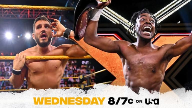 WWE NXT Preview (11/18/20)