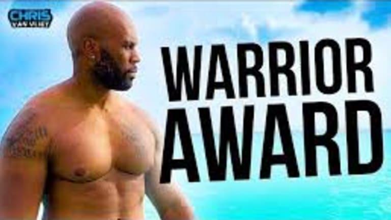 JTG says Shad Gaspard should receive WWE's Warrior Award | The Chris Van Vliet Show