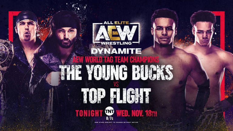 AEW Results & Analysis 11/18/20