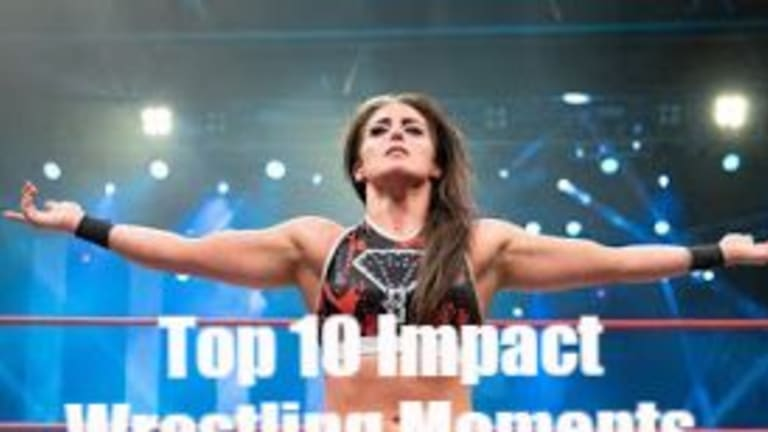 Top 10 Impact Wrestling Moments In 2020