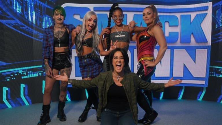 WWE SmackDown Live Recap & Summary (11/20/20)