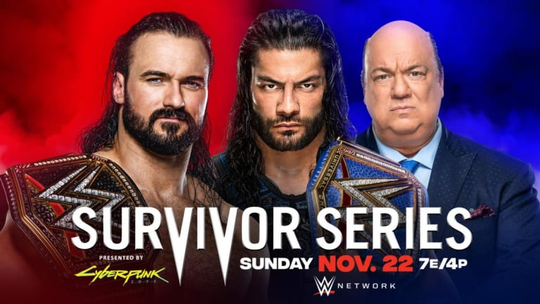 Survivor Series RAW vs Smackdown: Best of the Best Preview (11/22/20)