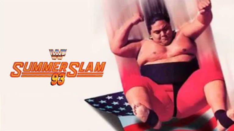 SummerSlam 93: A Lex Express Review