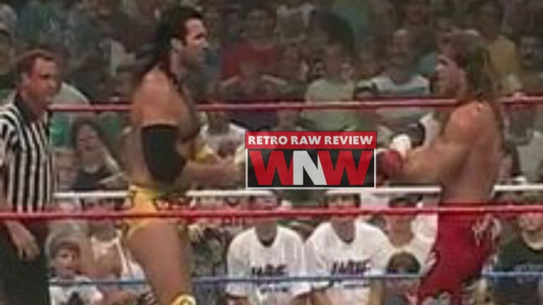 WNW Retro Review First Watch RAW August 14th, 1995