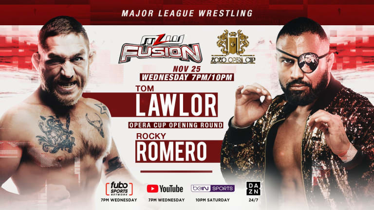 MLW FUSION Preview (11/25/20)