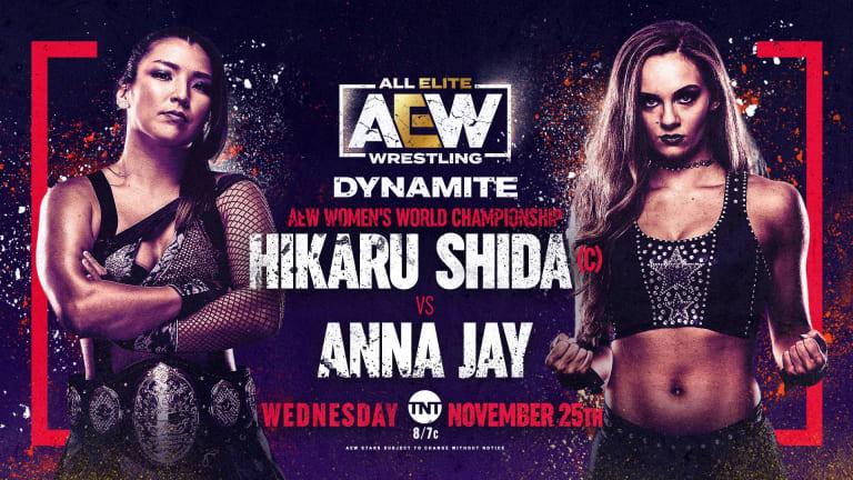 AEW Dynamite Preview (11/25/20)