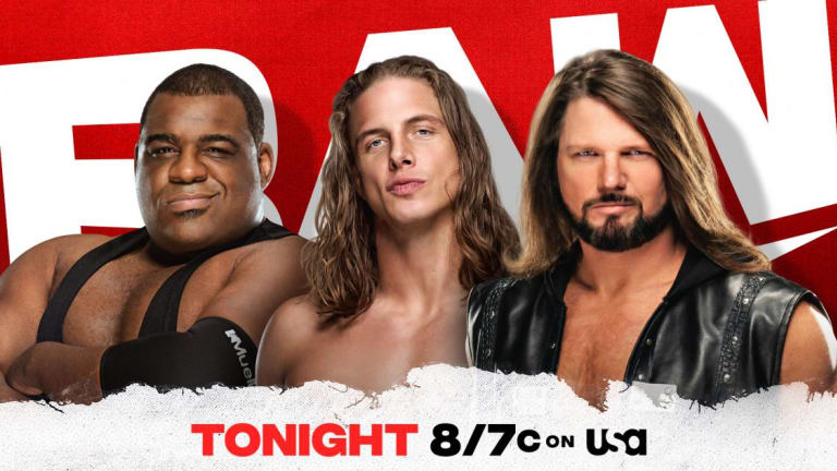WWE Monday Night RAW Preview (11/30/20)