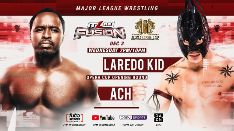 MLW FUSION Preview (12/2/20)