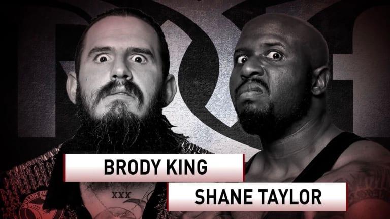 ROH TV | Ep. 480 Results | Woods v. Lethal | Taylor v. King | & More
