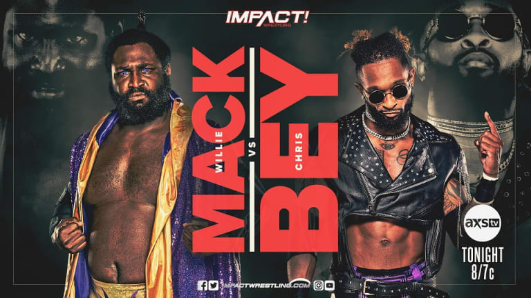 Impact Wrestling Results and Recap (12/1/20)