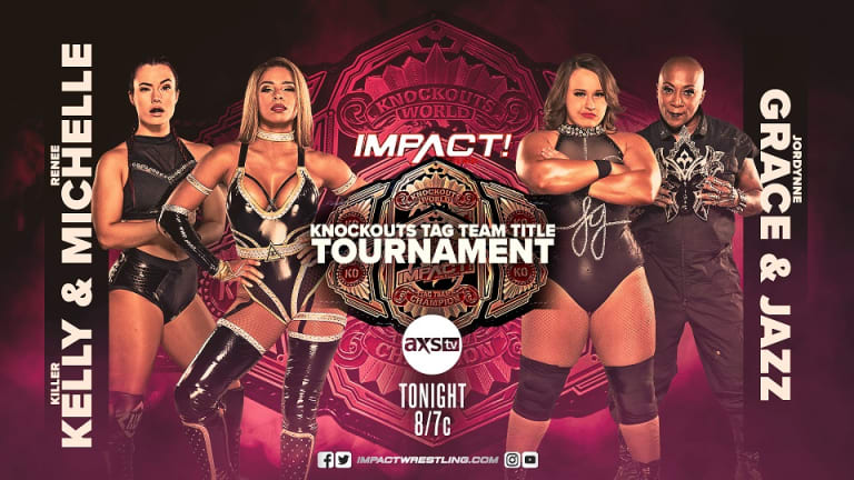 Impact Wrestling Preview (12/1/20)