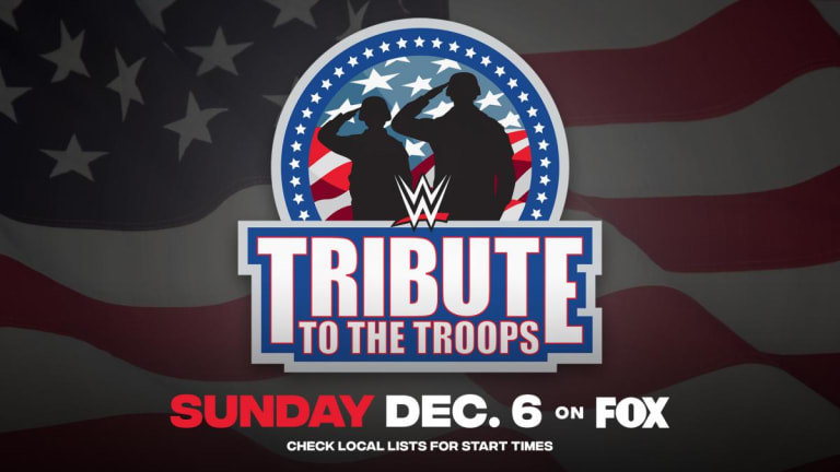 WWE Tribute to Troops 2020 Preview (12/6/20)