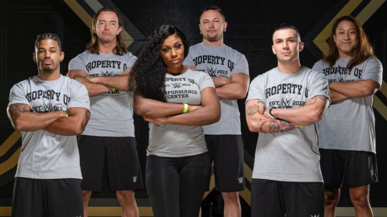 New WWE Recruits Reporting to the WWE Performance Center