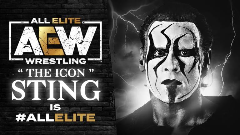 Sting is #AllElite
