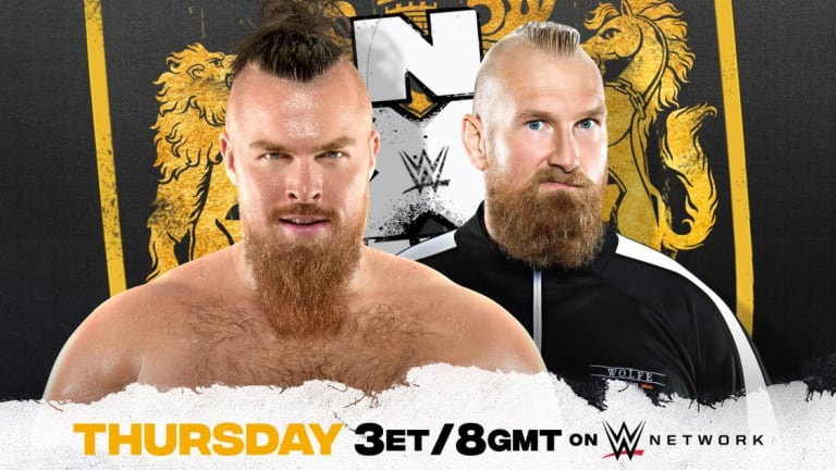WWE NXT UK Preview (12/3/20)