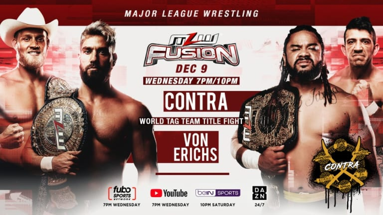 MLW FUSION Preview (12/9/20)