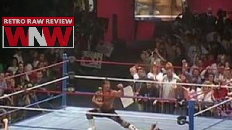 WNW Retro Review First Watch RAW September 11th, 1995