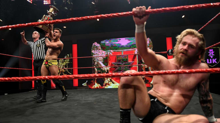 WWE NXT UK Results (12/10/20)