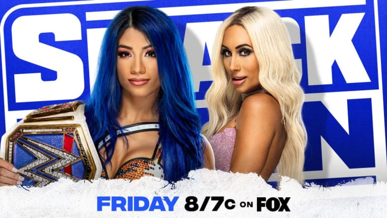 WWE Friday Night SmackDown Preview (12/11/20)