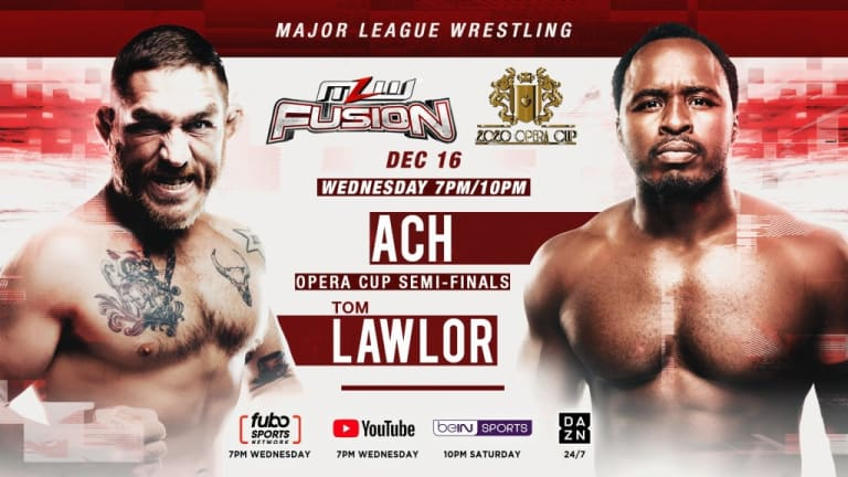 MLW FUSION Preview (12/16/20)