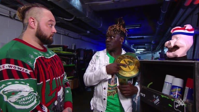 WWE Monday Night RAW Recap (12/14/20)