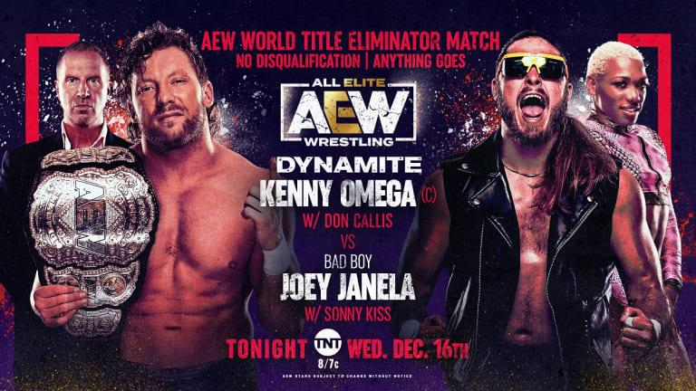 Biggest Takeaways From AEW Dynamite 12/16/20