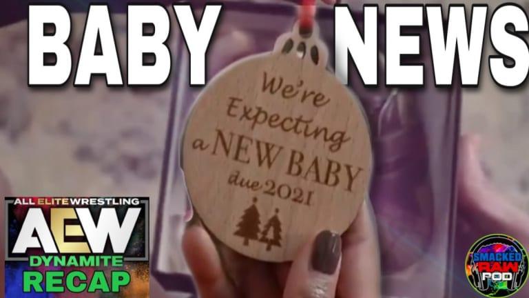 Baby Bombshell! AEW Dynamite Recap Podcast 12-16-20