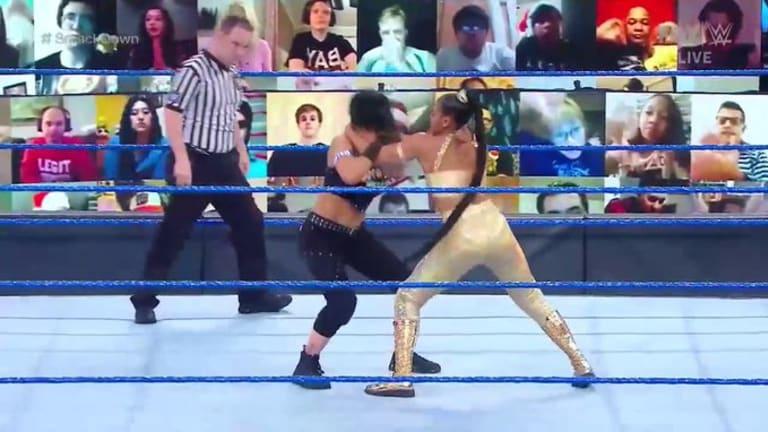 WWE Friday Night SmackDown Recap (12/18/20)
