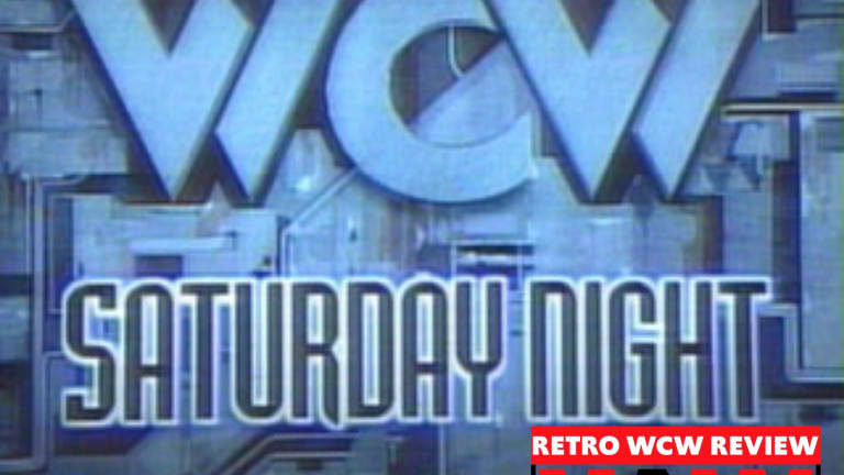 WNW Retro Review First Watch WCW Saturday Night April 3rd, 1993