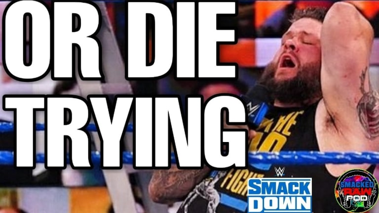 Kevin Owens Murdered?! SmackDown Recap Podcast 12/18/20