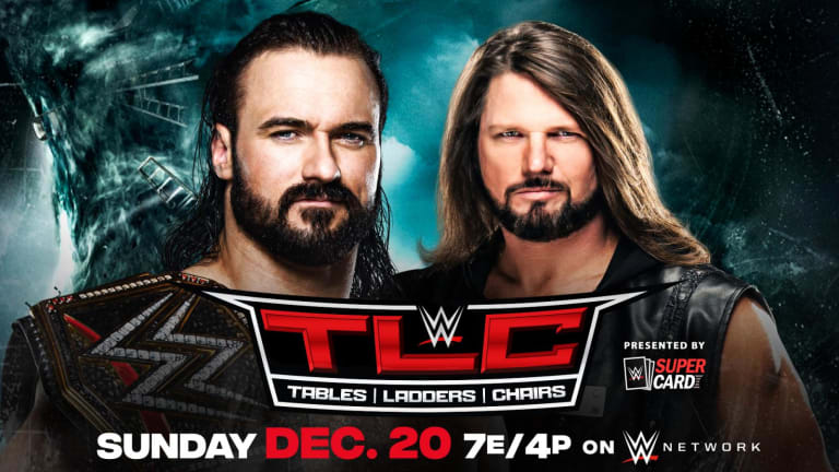 WWE TLC 2020 LIVE coverage and commentary