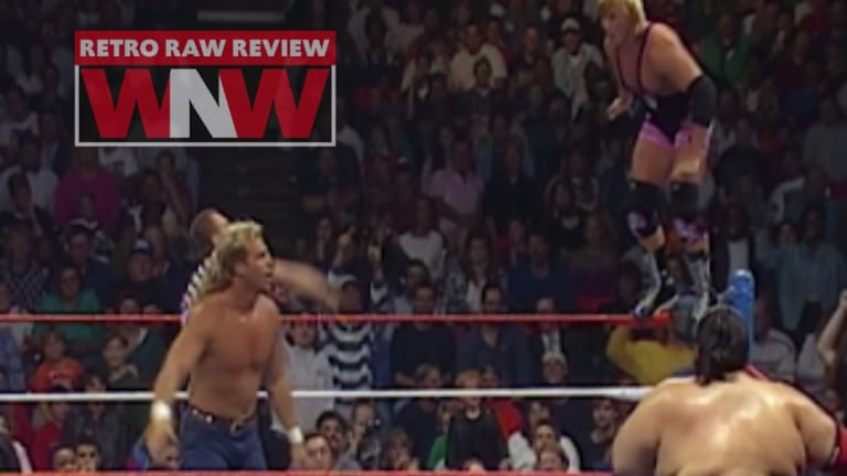 WNW Retro Review First Watch RAW September 25th, 1995