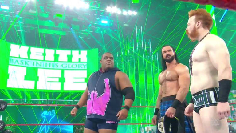 WWE Monday Night RAW Recap (12/21/20)