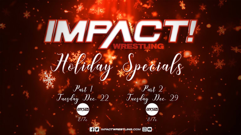 2020 Impact Wrestling Year End Awards Part One Preview (12/22/20)