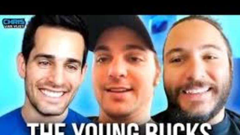 The Young Bucks on AEW/NXT Ratings War, Biggest criticism, Will they ever break up? | The Chris Van Vliet Show
