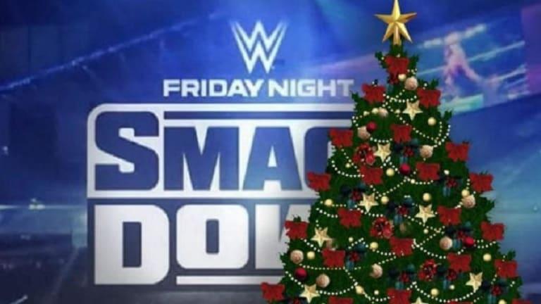 WWE Friday Night SmackDown Christmas Edition Viewership and Ratings 12. 25. 20