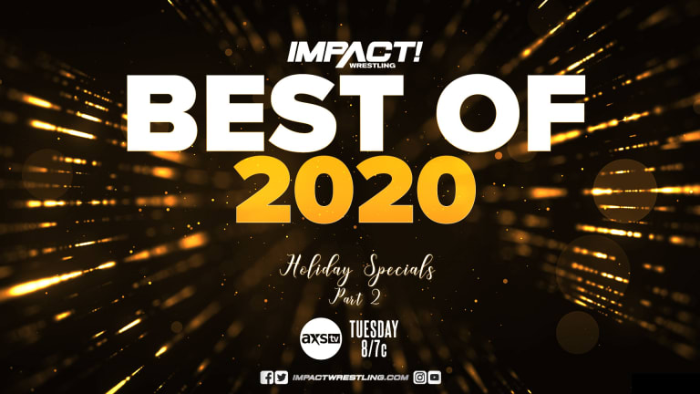 Impact Wrestling Best of 2020 Part Two Preview 12.29.20