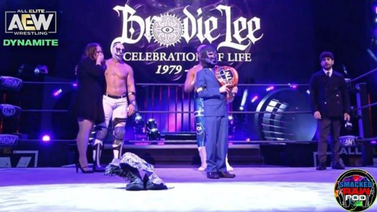 Mr. Brodie Lee Tribute Episode: AEW Dynamite Recap 12-30-20