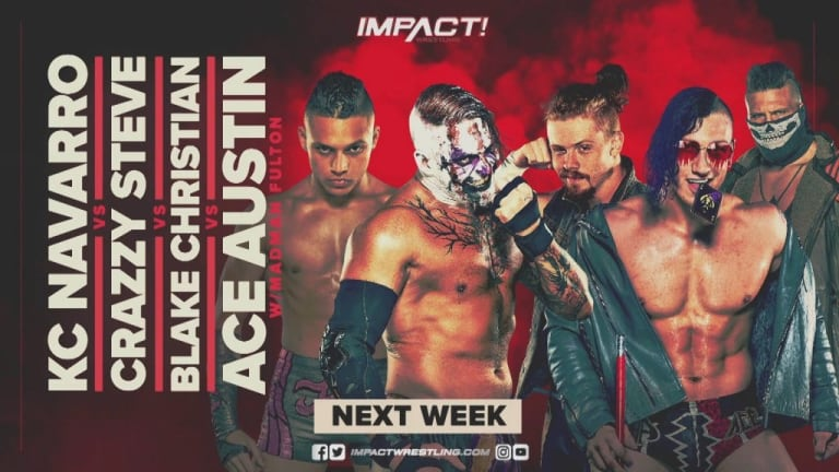 IMPACT Wrestling Genesis Go Home Show Preview 1.5.21