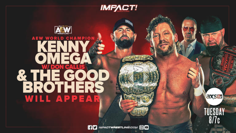 IMPACT Wrestling Genesis Go Home Show LIVE Coverage and Results 1.5.21