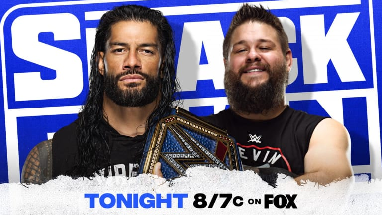 WWE SmackDown LIVE coverage and commentary (1/1/2021)