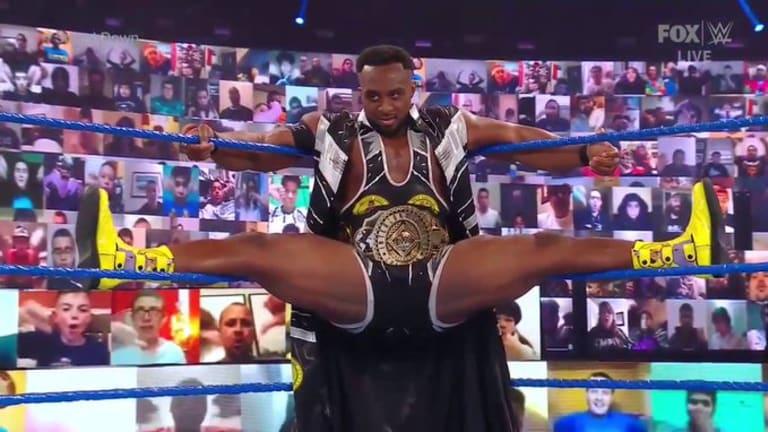 WWE Friday Night SmackDown (1/1/21) Recap